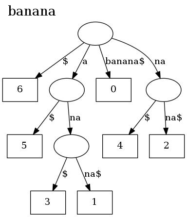 """""""banana"""" suffix tree"""